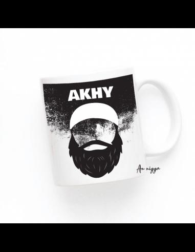 Mug Akhi personnalisé