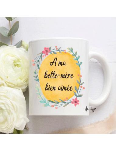 Mug à ma belle-mère bien aimée