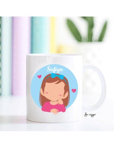 Mug fillette