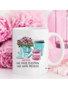 Mug Soeur d'Exception...