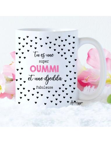 Mug Super Oummi et Djedda Fabuleuse