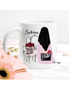 Mug personnalisé Jilbab Beauty