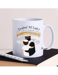 Mug Mecca Couple Musulman