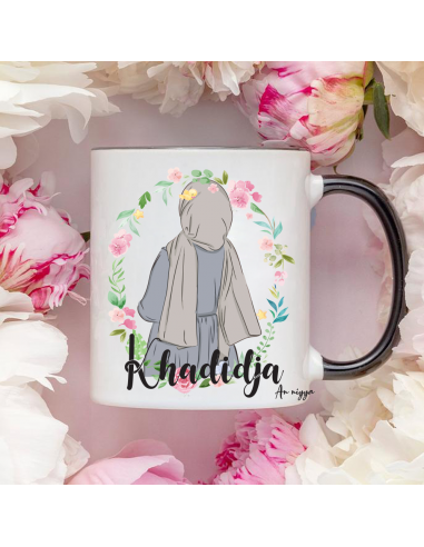 Mug personnalisé Soeur Hijab