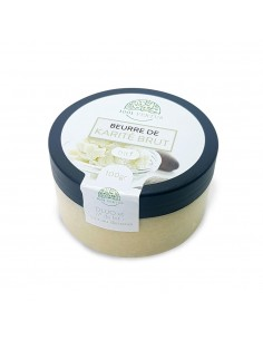Beurre de karité brut BIO - 1001 vertus