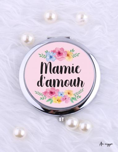 Miroir Personnalisé Mamie