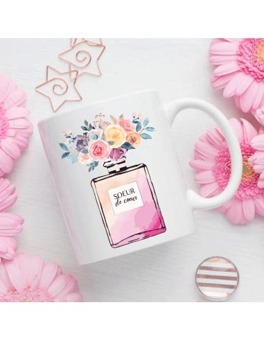 Mug Parfum Personnalisé