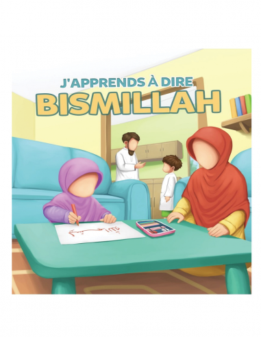J'apprends à dire Bismillah - Muslim Kid