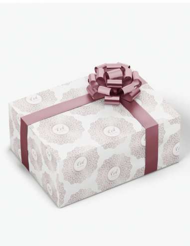 Emballage Cadeau Eid Mubarak Desert