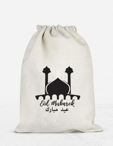 Sac Pochette Cadeau Eid Moubarek