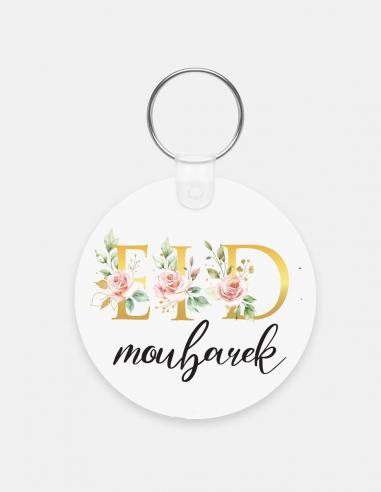 Porte-clés Eid Moubarek