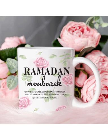 Mug Ramadan Moubarak Avec Invocation